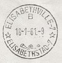 Bureaux de poste et oblitration au katanga - Bureau de poste belgique ...